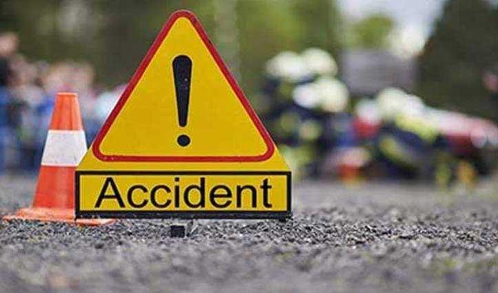 Kangra के त्रिलोकपुर में अज्ञात वाहन की टक्कर से महिला की मौत