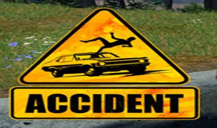लॉकडाउन Unlock होते ही शुरू हुआ Accidents का दौर: चूरू में सड़क हादसे में पांच की मौत