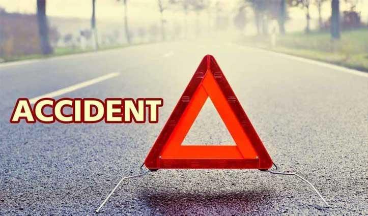 Shimla : खाई में गिरी कार, चालक की गई जान, पत्नी-बहन घायल