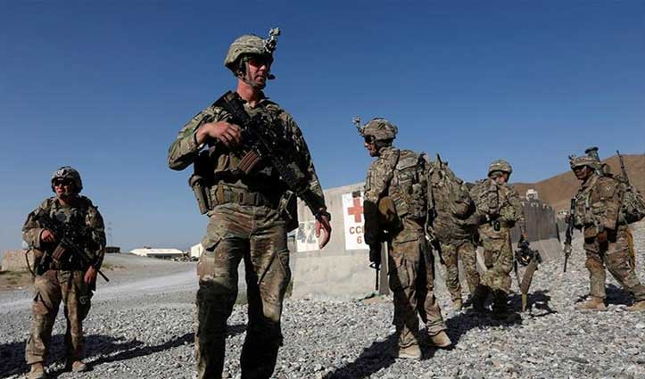 अफगान Army की वर्दी पहने शख्स ने अफगानिस्तान में की 2 अमेरिकी सैनिकों की हत्या