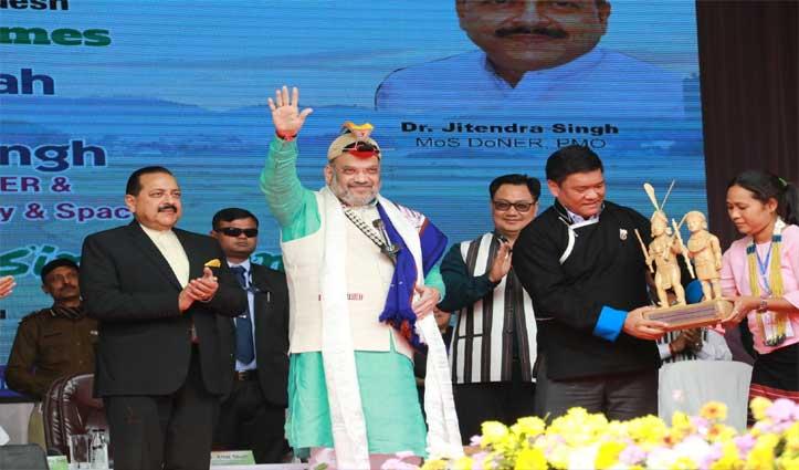 China ने शाह की अरुणाचल यात्रा को क्षेत्रीय संप्रभुता का उल्लंघन बताया, भारत ने दिया जवाब