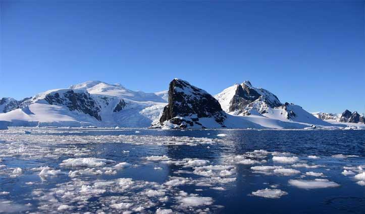 Antarctica में 20° सेल्सियस से अधिक दर्ज हुआ तापमान, 38 साल का टूटा रिकॉर्ड