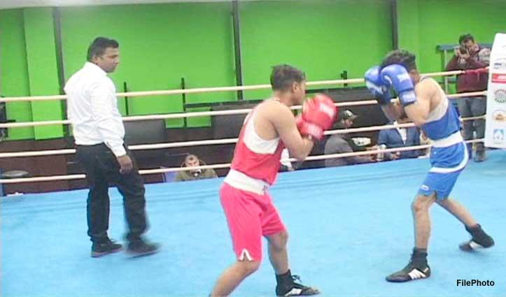 Shimla में बॉक्सिंग चैंपियनशिप का आगाज, पांच राज्यों के 40 बॉक्सर दिखाएंगे दमखम