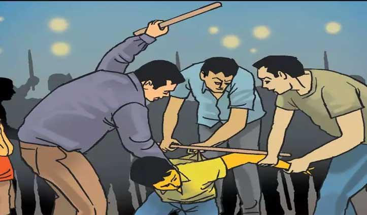 नागौर के बाद बाड़मेर में दरिंदगी: मोबाइल चोरी के शक में Muslim युवक को पीटा