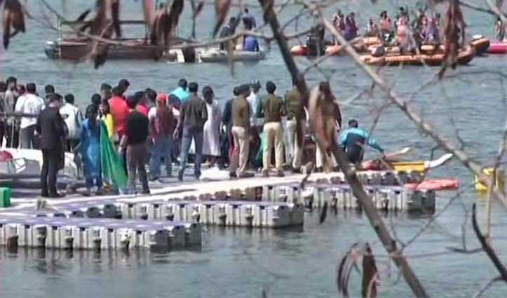 Bhopal: बड़ी झील में पलटी IPS अफसरों से भरी नाव, बाल-बाल बची जान
