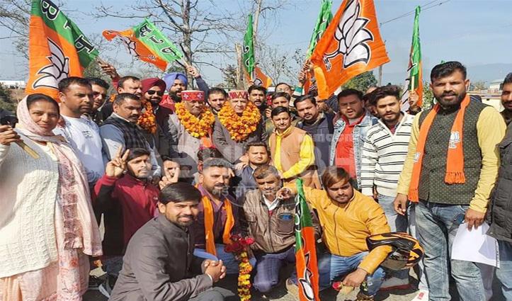 """""""मौसम आएंगे, जाएंगे पर BJP कार्यकर्ता संगठन की बढ़ोतरी के लिए काम करता रहेगा"""""""