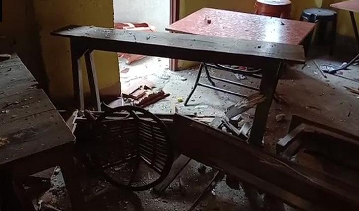 सुबह-सवेरे घर में जोरदार Blast से इलाके में हड़कंप, पांच घायल, वृद्धा की हालत गंभीर