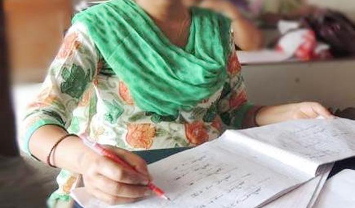 शिक्षा बोर्ड की Answer Sheets के मूल्यांकन को दस साल का चाहिए अनुभव