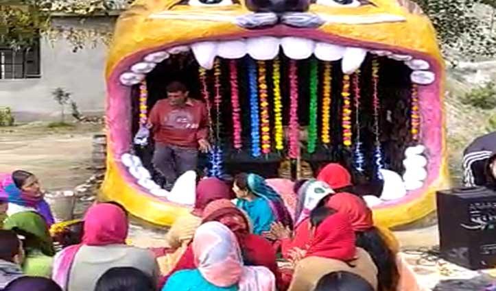 दशरथ मांझी से इंस्पायर होकर Taxi Driver ने बनाया शिव मंदिर, आज भक्तों का लगा तांता