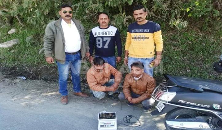 हिमाचल: Charas और 150 पेटी शराब के साथ 6 लोग Arrest, तीन बाहरी राज्यों के शामिल