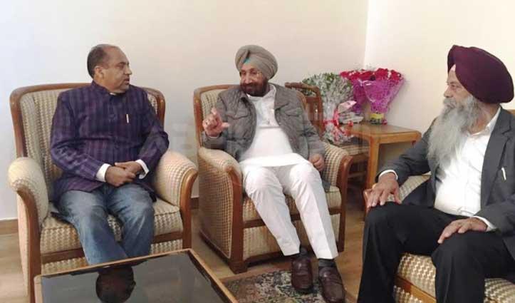Punjab ने हिमाचल को चीनी आपूर्ति का प्रस्ताव रखा, जयराम ने दिए यह निर्देश