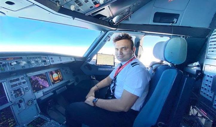 Chopal का विक्रम उड़ाएगा जहाज, एयर एशिया में बतौर Pilot हुआ चयन