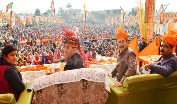Jai Ram Thakur ने शीतकालीन प्रवास के प्रथम चरण में Kangra को दी 165 करोड़ की सौगात