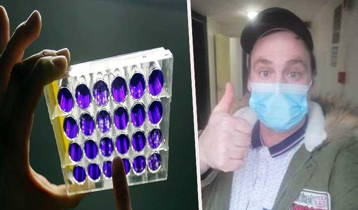 Coronavirus: थाईलैंड ने किया इलाज खोजने का दावा, ये व्हिस्की-शहद पीकर ठीक हुआ!