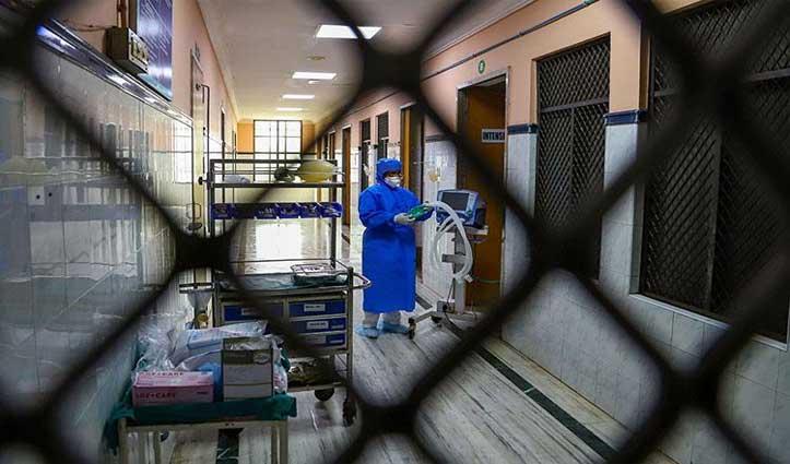 Coronavirus की टेस्ट रिपोर्ट का इंतज़ार कर रहे केरल के शख्स की निमोनिया से मौत