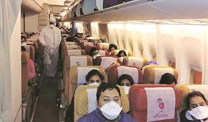 China से लाए गए सभी 324 भारतीय में नहीं पाया गया कोरोना वायरस!