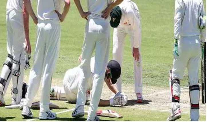 Run लेने के लिए भागा बल्लेबाज, दिल का दौरा पड़ने से गई जान