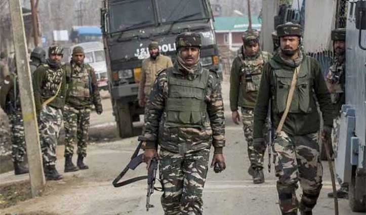 श्रीनगर में Grenade attack : दो सीआरपीएफ जवान और दो नागरिक घायल