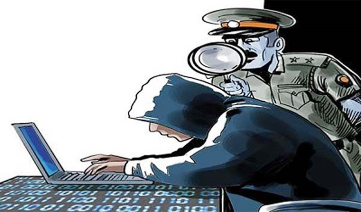Cyber crime में लिप्त चार बदमाश Arrest, जानिए किस तरह लोगों को ठग कर खाते से उड़ाते थे पैसे