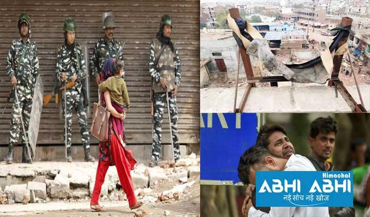 Photos: बहुत बड़ी साजिश थे 'दिल्ली वाले दंगे', इन हथियारों को देख खुद समझ जाएंगे आप