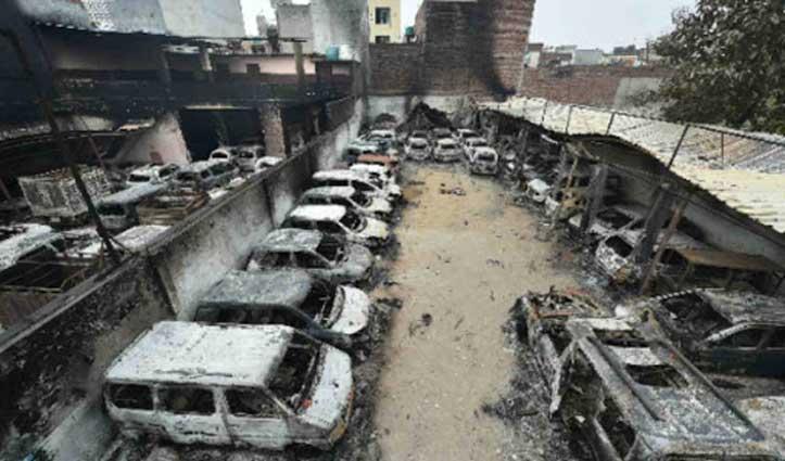 Delhi Violence: हिंसक तत्वों पर सख्त पुलिस, 123 FIR, 630 लोग हुए अरेस्ट