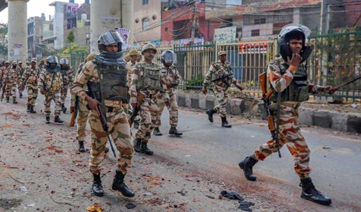 Delhi Violence : जुमे की नमाज पर कड़ी सुरक्षा, मार्च पर भी रहेगी पुलिस की नजर
