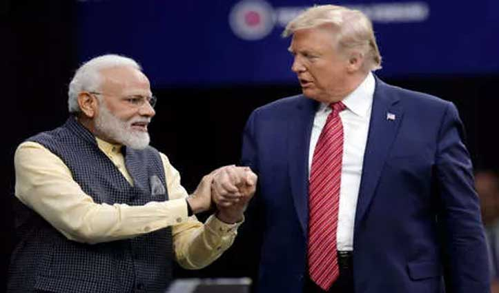 PM Modi से मिलने के लिए बेहद उत्साहित हैं ट्रंप, ट्वीट कर कही ये बात