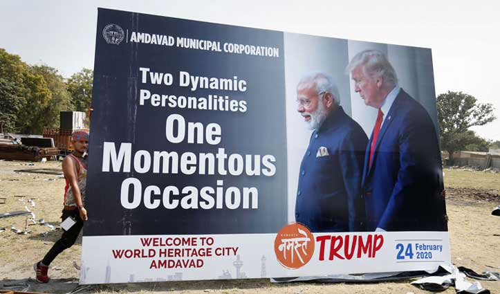 Trump के दौरे पर प्रियंका ने पूछा- खजाना क्यों लुटाया जा रहा?; सिंघवी बोले- विरोध ठीक नहीं