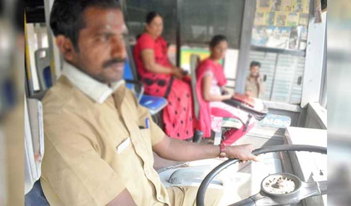 बगल की सीट पर बैठी महिलाओं से बातचीत नहीं कर सकेंगे सरकारी बस के Driver
