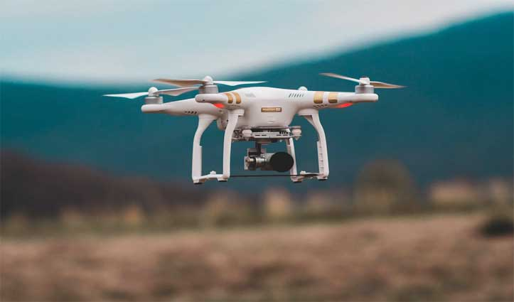 अवैध खनन पर Drone व नाइट विजन दूरबीन से होगी निगरानी