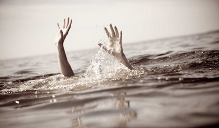 गिरी नदी में डूबा ससुराल जा रहा युवक, पांच घंटे बाद निकाला शव