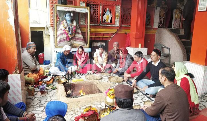 Mahashivratri पर शिवालयों में उमड़ी भोले के भक्तों की भीड़