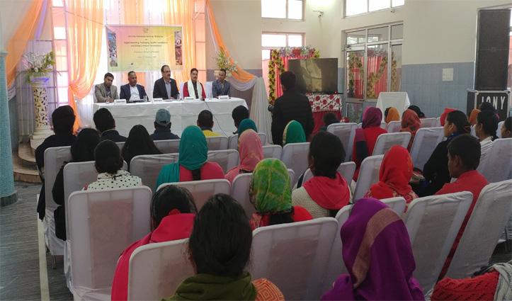 हिमाचल प्रदेश के हस्तशिल्पों को बढ़ावा देने का EPCH का जोरदार प्रयास