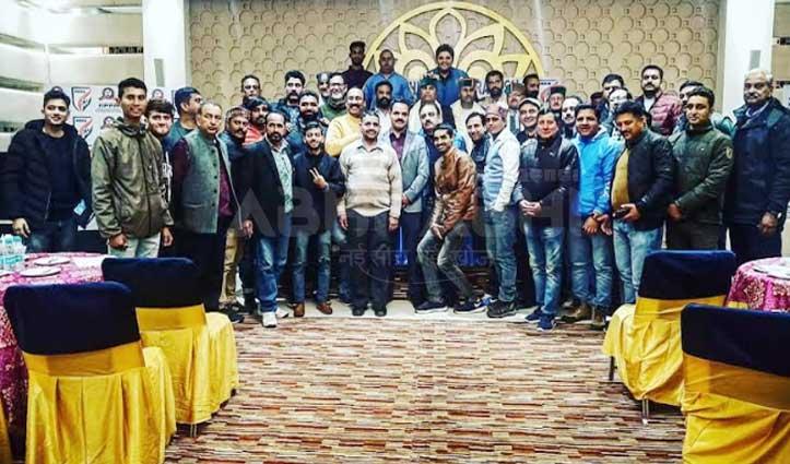 फुटबॉल संघ हिमाचल में करवाएगा E-License कोर्स, मार्च में सुंदरनगर में होंगे रेफरी रिफ्रेशर course