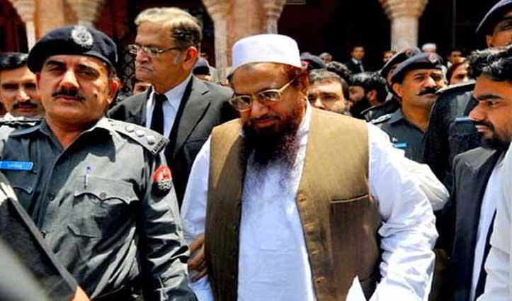 Terror Funding: मुंबई हमले के मास्टरमाइंड हाफिज सईद को 5 साल कैद की सजा