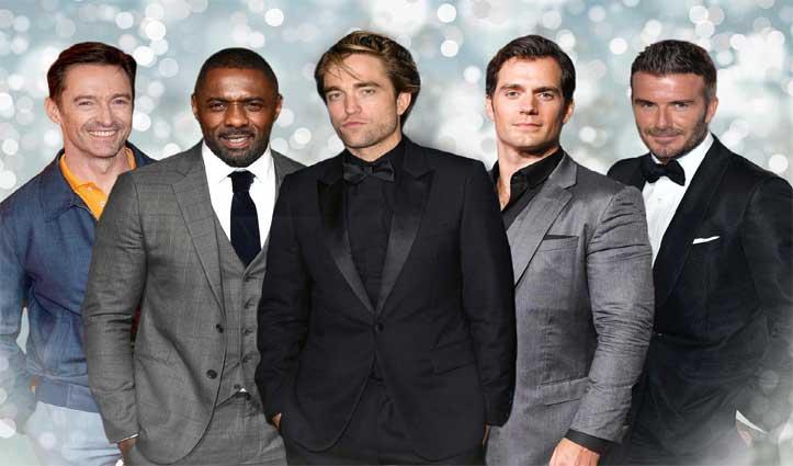 Robert Pattinson हैं दुनिया के सबसे हैंडसम मर्द, जानिए Top 10 लिस्ट में किसका है नाम