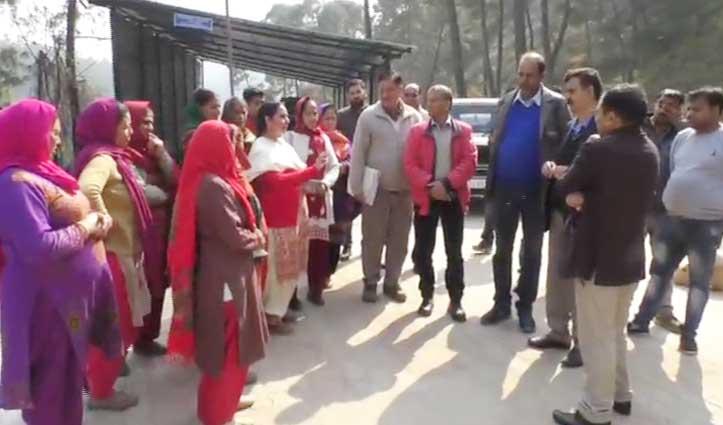 दुगनेहडी Garbage plant विवादः NGT के संज्ञान पर प्रदूषण कंट्रोल बोर्ड की टीम ने किया दौरा
