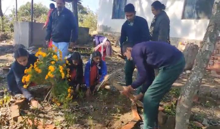 Land Management में हमीरपुर का डुग्घा स्कूल अव्वल, दिल्ली में मिलेगा Award