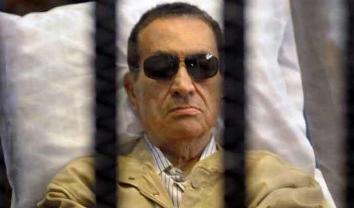 30 साल तक Egypt के राष्ट्रपति रहे होस्नी मुबारक का 91 वर्ष की उम्र में निधन
