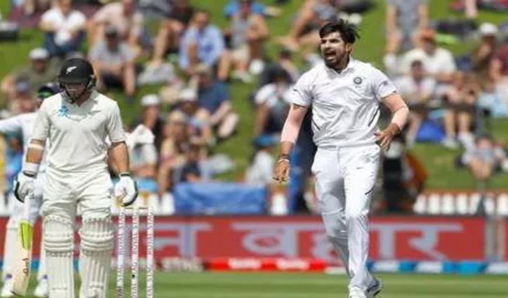 दूसरे Test में भाग नहीं लेंगे इशांत शर्मा, इस Player को मिल सकता है मौक़ा