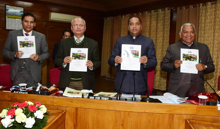 Himachal: State Planning Board approves Rs. 7900 crore annual plan for year 2020-21