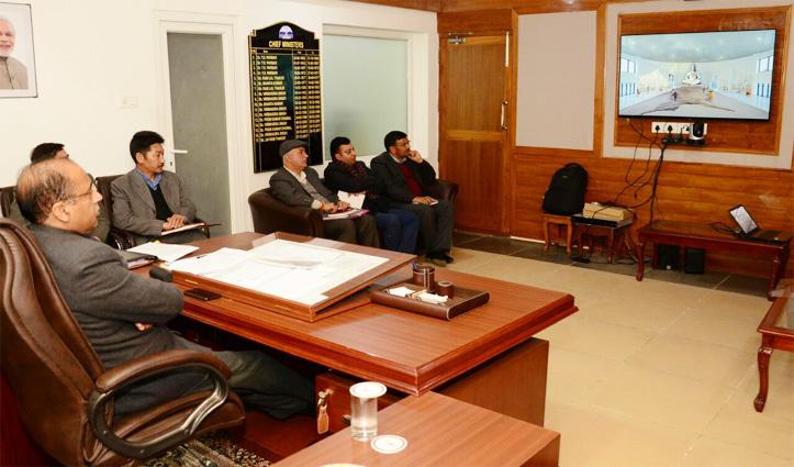 जयराम बोले- सरकार Mandi शहर में शिव धाम करेगी विकसित