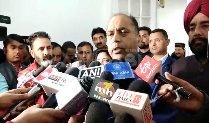 Jai Ram: भारत में रहना होगा 'भारत माता की जय' कहना होगा
