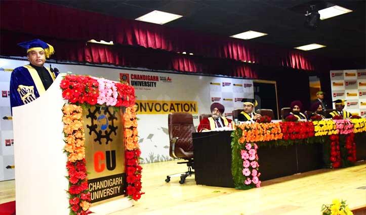 Chandigarh विश्वविद्यालय के छात्रों से बोले जयराम, नशे के खिलाफ लड़ें लड़ाई