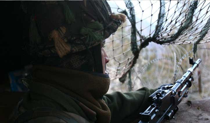 J&K: पाक ने फिर तोड़ा सीजफायर, भारी गोलाबारी में 1 जवान शहीद; 3 घायल