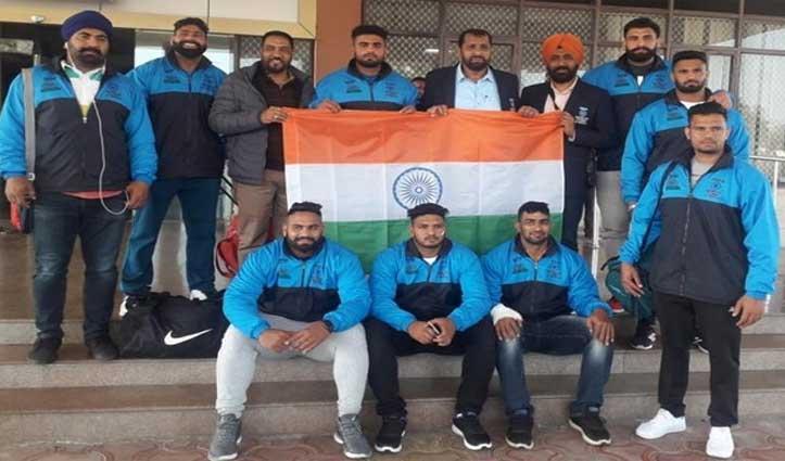 भारत से Pak पहुंची एक कबड्डी टीम; भारतीय ओलंपिक संघ चीफ बोले- नहीं पता वे कौन हैं