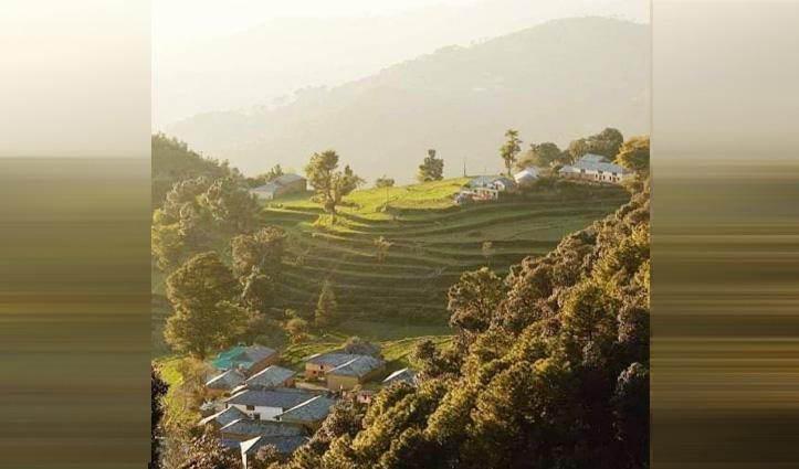 कितना शांत है ये हिमाचली गांव