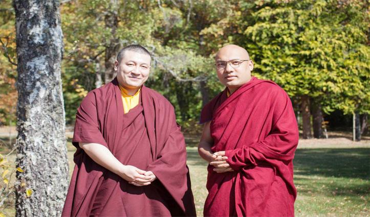 Karmapa शीर्षक के दोनों दावेदार संयुक्त रूप से करेंगे 14वें Shamar Rinpoche's के Reincarnation की पहचान