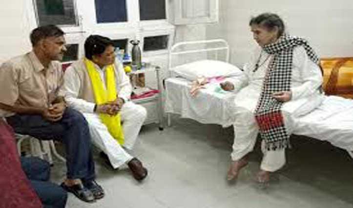 Solan से दो बार विधायक रहीं मेजर कृष्णा मोहिनी का निधन
