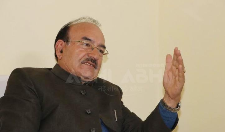 कौल सिंह बोले, हिमाचल की जमीन बेचने का धंधा कर रही Jai Ram Govt